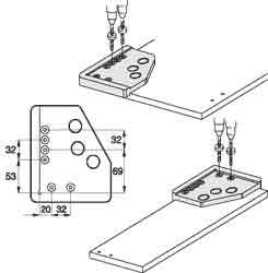 Приспособления для сборки мебели своими руками чертежи